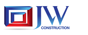 Logo jw construction