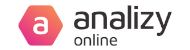 Logo analizy online