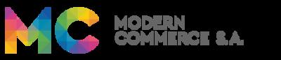 Logo modern commerce